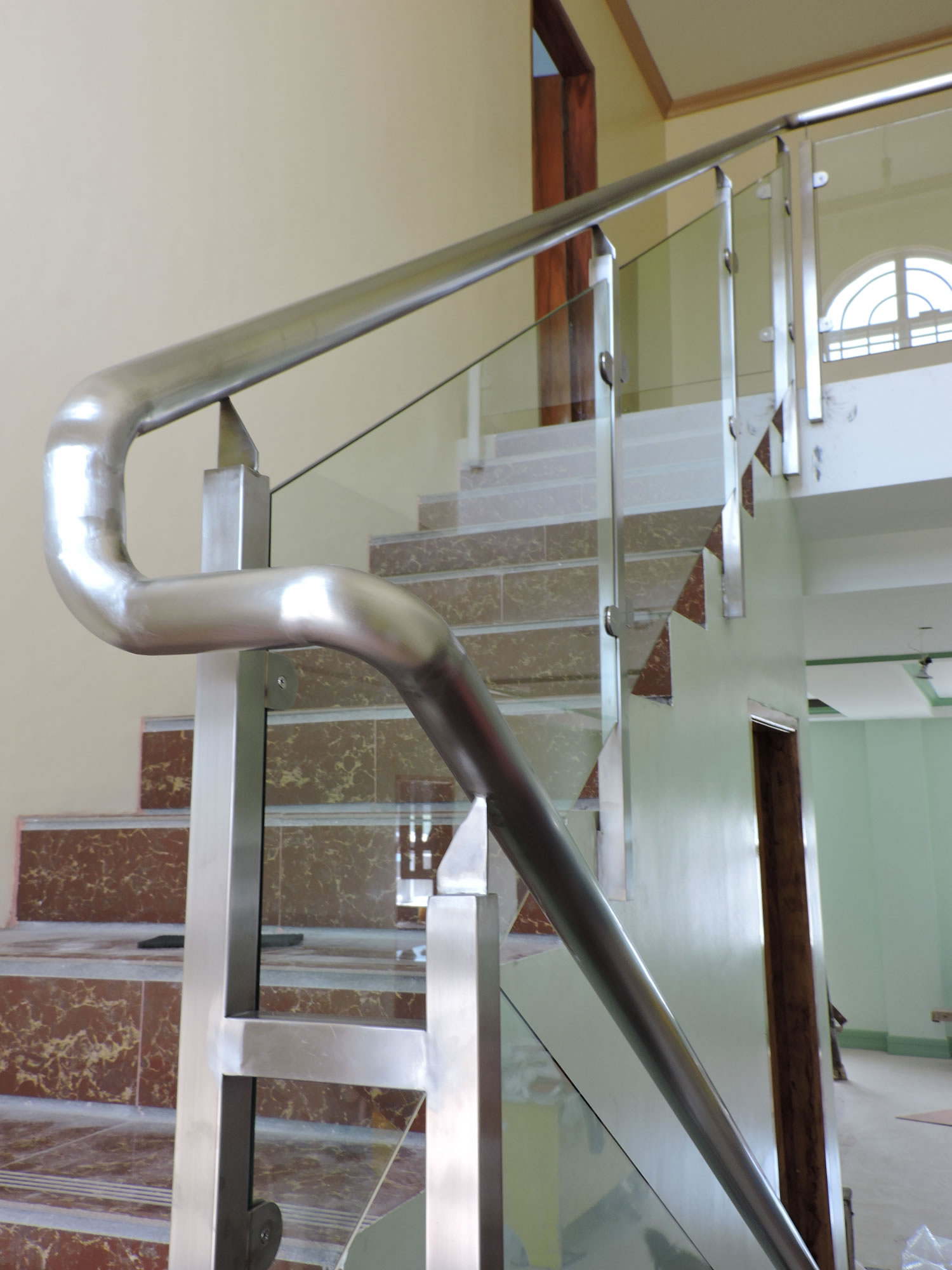 Buagnin Residence | Glass Railings Philippines, Glass ...