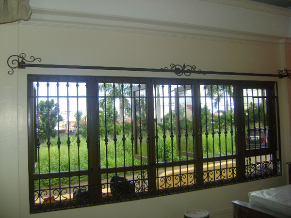 Gates and window grills design philippines joy studio for Window grills design in the philippines